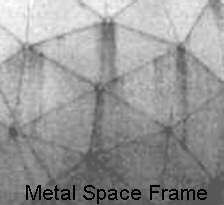 Metal Space Frame Corrosion